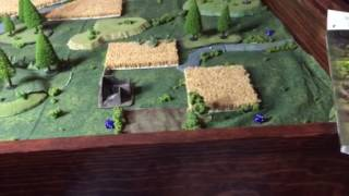 Disposable Heroes II Miniatures East Front Game End