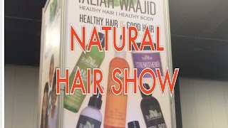 Taliah Waajid Natural Hair Show 2014 Thumbnail