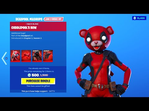 MARVEL SKINS Are BACK IN THE ITEM SHOP! (Marvel X Fortnite)