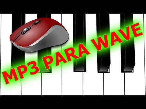 COMO CONVERTER MP3 PARA WAVE COM FORMAT FACTORY