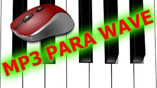 COMO CONVERTER MP3 PARA WAVE COM FORMAT FACTORY