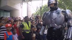 Real Life Robocop 2014 Costume