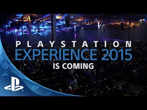 PlayStation Experience moves to San Francisco for 2015