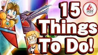 15 Things YOU NEED TO DO After Finishing Super Smash Bros Ultimate