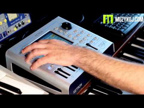 Ketron MIDI J Chromatic
