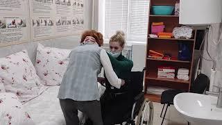 В КЦСОН расскажут и покажут как можно облегчить процесс ухаживания за пожилыми людьми и инвалидами