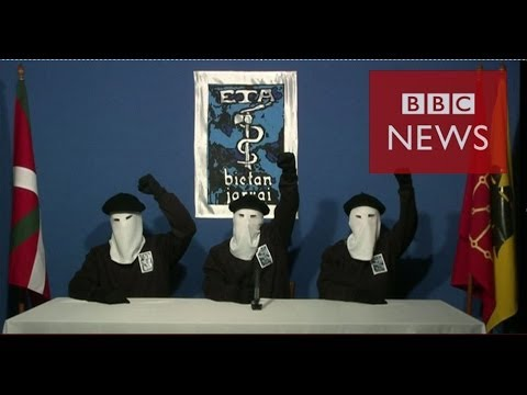 Basque Eta 'puts arms beyond use' - BBC News