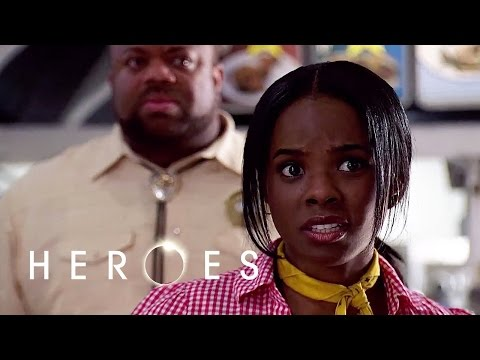 Monica's Powers // Heroes S02 E04 - Kindness Of Strangers