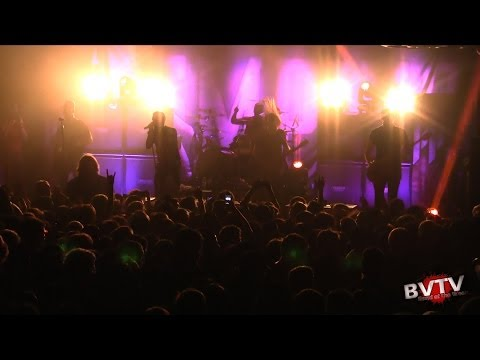 "Memphis May Fire - ""No Ordinary Love"" Live! in HD"