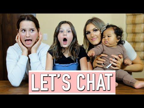 Let's Chat - Hair, Heads Up, & Concentration! ft. Annie LeBlanc & Paige Danielle | Hayley LeBlanc