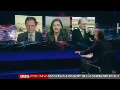 George Papaconstantinou on BBC World News