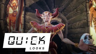 MediEvil: Quick Look (Video Game Video Review)