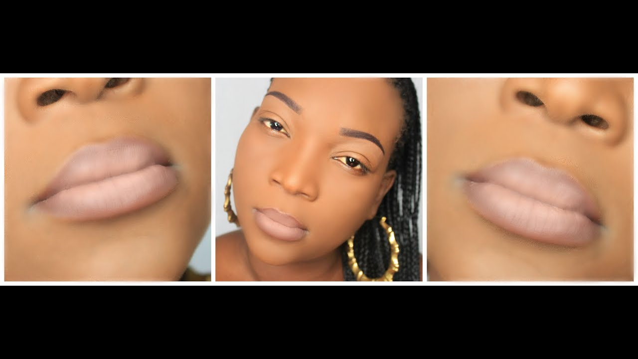 NUDE NATURAL MAKEUP TUTORIAL FULL FACE USING DRUGSTORE FOR