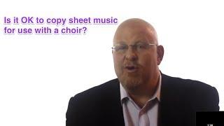 Video Sheet Music Copyright download MP3, 3GP, MP4, WEBM, AVI, FLV September 2018