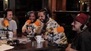 """Soltando lastre"" con XIII - Video-entrevista (TheOtherFace)"