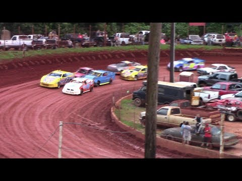 Winder Barrow Speedway Stock Four Cylinders A Class 8/11/18