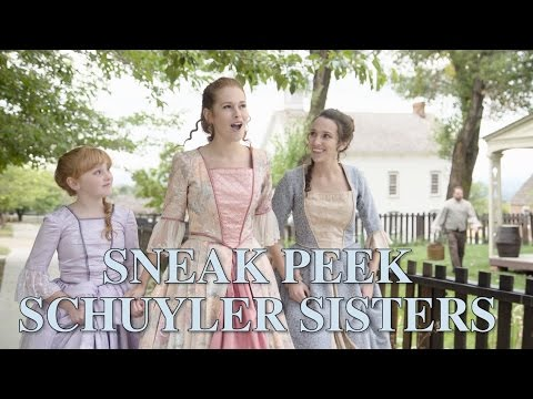 Sneak Peek Schuyler Sisters