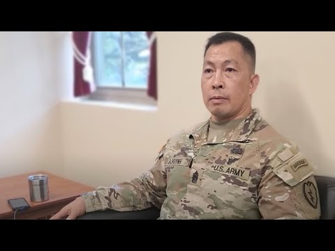 Command Sgt. Maj. Thinh T. Huynh, the command sergeant major for the 3rd Infantry Brigade Combat Team, 25th Infantry Division. talks about immigrating to the U.S. from wartorn Vietnam and how he started off in the U.S. with nothing and rose to become a brigade command sergeant major. (Video by Staff Sgt. Ondirae Abdullah-Robinson)About U.S. Army: The Army Mission – our purpose – remains constant: To deploy, fight and win our nation's wars by providing ready, prompt and sustained land dominance by Army forces across the full spectrum of conflict as part of the joint force.Connect with U.S. Army online: Web: https://www.army.mil Facebook: https://www.facebook.com/USarmy/ Twitter: https://twitter.com/USArmy Instagram: https://www.instagram.com/usarmy/ Flickr: https://www.flickr.com/photos/soldier...#USArmy #ArmyLife #AsianAmericanPacificIslanderHeritageMonth