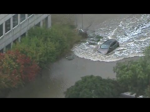 Record Breaking Storms Hit West Coast