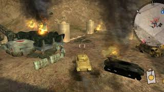 Panzer Elite Action - Dunes of War #7 Victory!
