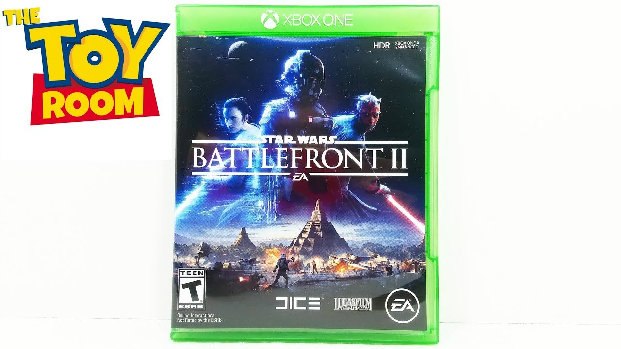 Battlefront 2 Xbox Giveaway