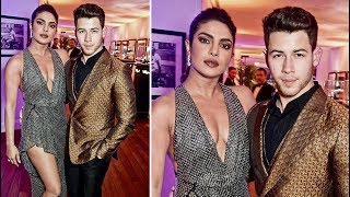 Cannes 2019: Priyanka Chopra And Nick Jonas Take Their Fashion Game Up Another Notch