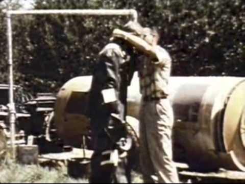 Health Hazards of Pesticides 1958 CDC