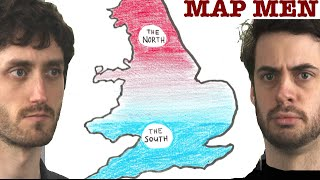 Where is the north/south divide?