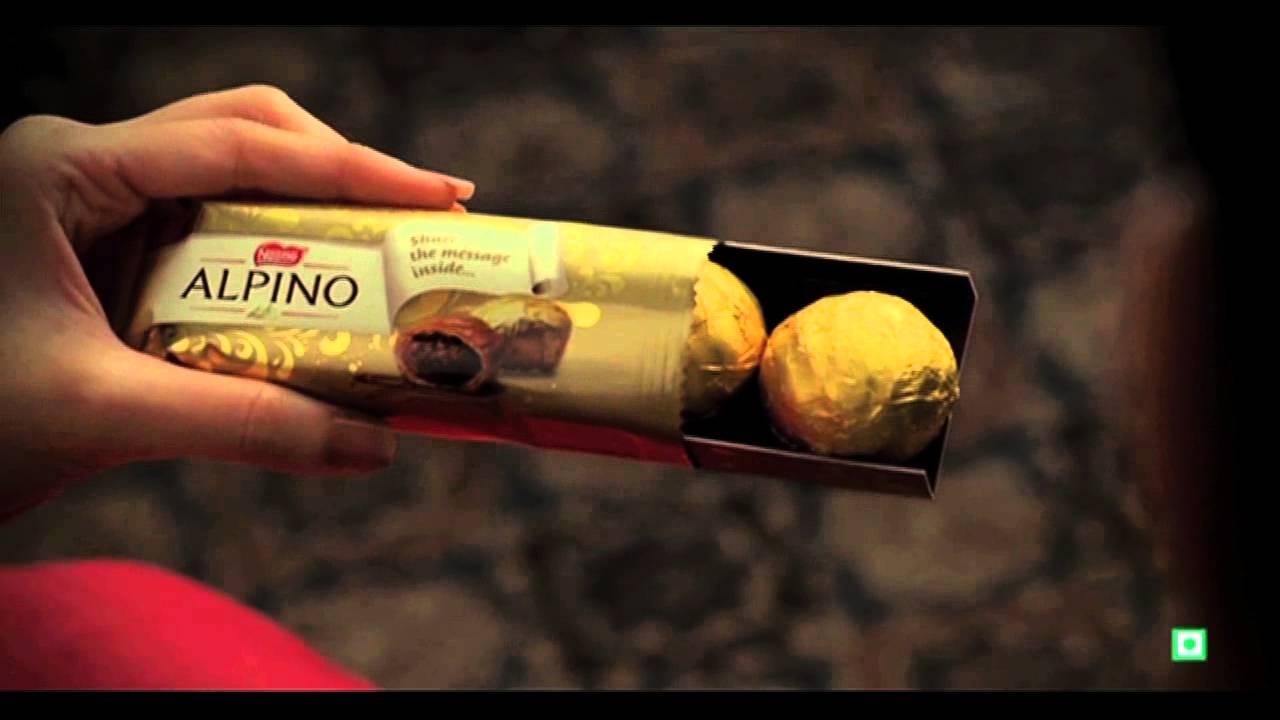 New Nestl 233 Alpino Living Room Ad Youtube