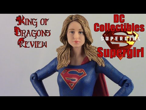 DC Collectibles: Supergirl TV Series: Supergirl Review