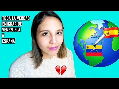 La realidad de emigrar de Venezuela a España. Asilo politico, Emigrar con Niños, Legalidad y mas