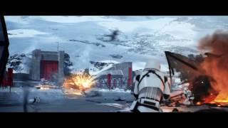 Star Wars Battlefront 2.  2017 QVI Трейлеры Game