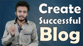{HINDI} How to Create a New Blog in 2 Minutes Step By Step Guide || how to Create a free website