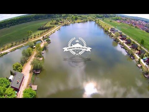 Sárberki Horgásztó- The most beautiful fishing lake in Hungary