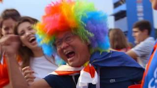 Финал на FIFA Fan Fest Moscow