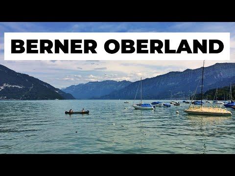 BERNER OBERLAND: 3 Ausflugstipps - Lauterbrunnen, Interlaken, Thunersee | fernwehsendung
