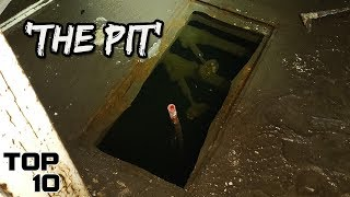 Top 10 Scary Holes Found In People's Basements