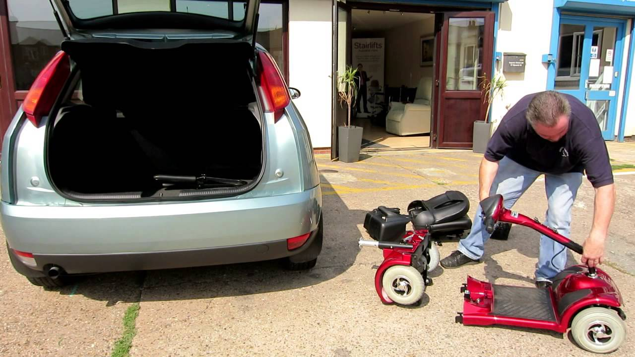 Best Mobility Scooter For Car Boot