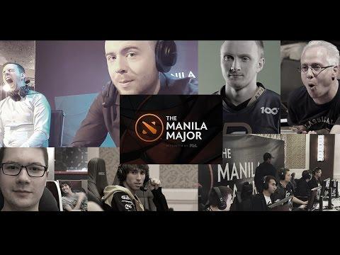 The Manila Major Day 1