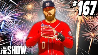 ONE WIN AWAY FROM MY 3RD WORLD SERIES RING! MLB The Show 21 | Road To The Show Gameplay #167