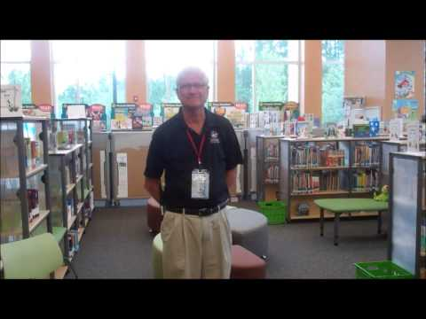 Palencia Elementary School Tour With Principal  Don Campbell