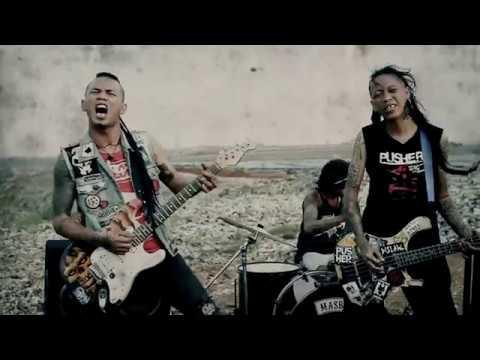MARJINAL-  Negeri Ngeri (Video Musik)