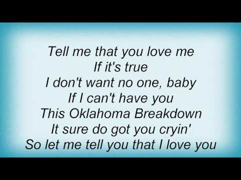 Stoney Larue - Oklahoma Breakdown Lyrics