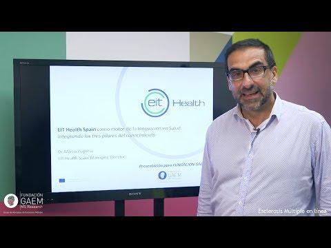EIT Health Spain, motor de la Innovación en Salud. Marco Pugliese (EM en línea - Julio 2017)