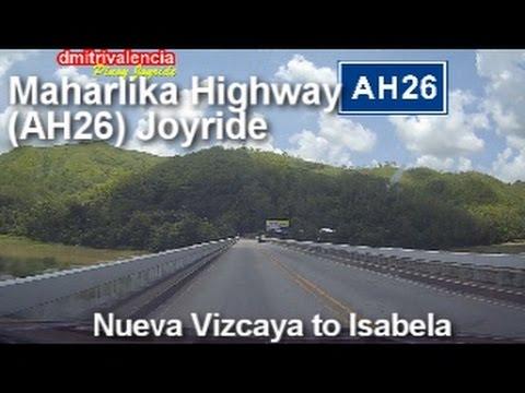 Pinoy Joyride - AH26 Maharlika Hwy/ Bagabag (NV) to Cordon Santiago (Isabela) Joyride 2014