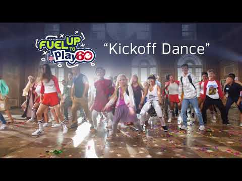 Fuel Up to Play 60 Kickoff Instructional Dance