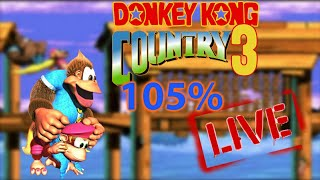 rezerando donkey kong country 3 (sem save) com buneti