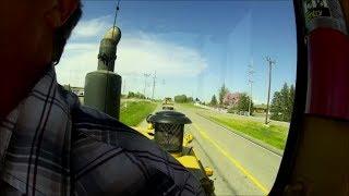 Motor Grader Drag Race And The Camera's I use