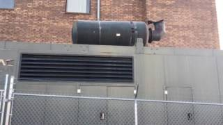 Large diesel generator cold start -6 degrees F