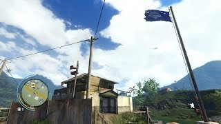 far cry 3 stealth all outposts undetected knife only south island hoyt privateers 4770k 780 ti